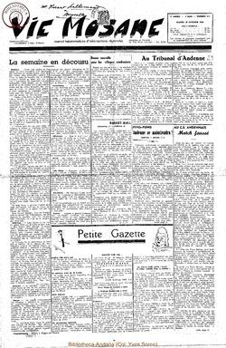 5e annee - n211 - 28 octobre 1950