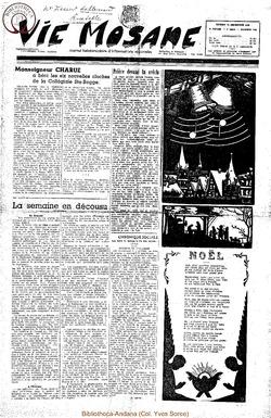 5e annee - n219 - 23 decembre 1950