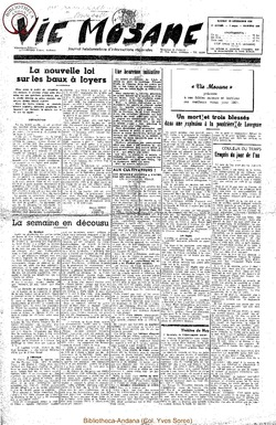 5e annee - n220 - 30 decembre 1950