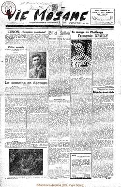 6e annee - n221 - 6 janvier 1951