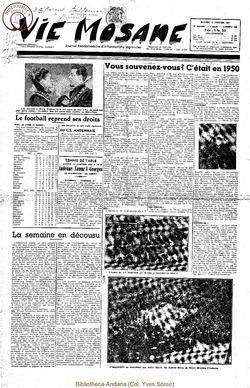 6e annee - n222 - 13 janvier 1951