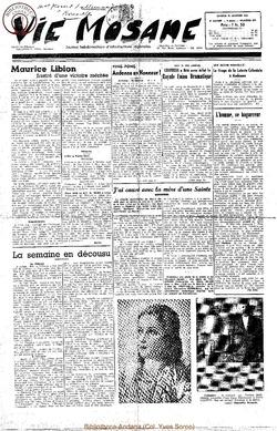 6e annee - n223 - 20 janvier 1951