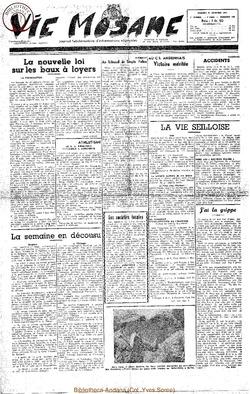 6e annee - n224 - 27 janvier 1951