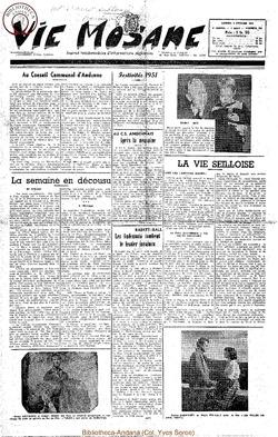 6e annee - n225 - 3 fevrier 1951