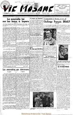 6e annee - n226 - 10 fevrier 1951