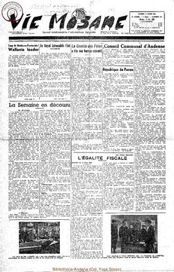 6e annee - n231 - 17 mars 1951