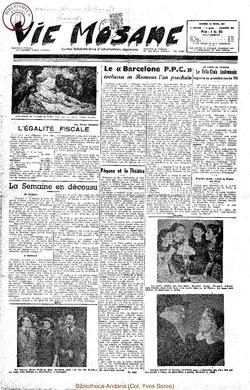 6e annee - n232 - 24 mars 1951