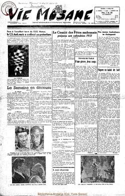 6e annee - n233 - 31 mars 1951