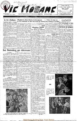 6e annee - n234 - 6 avril 1951