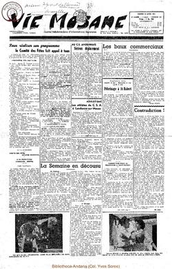 6e annee - n235 - 14 avril 1951