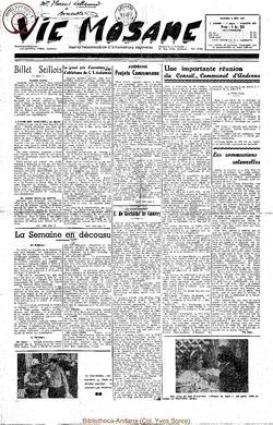 6e annee - n238 - 5 mai 1951