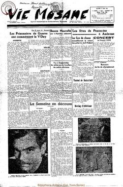 6e annee - n239 - 12 mai 1951