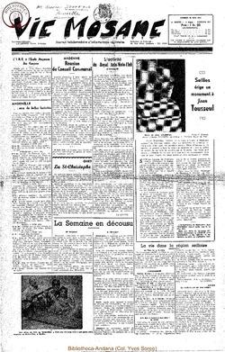 6e annee - n241 - 26 mai 1951