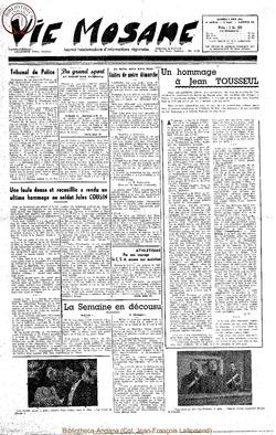 6e annee - n243 - 9 juin 1951
