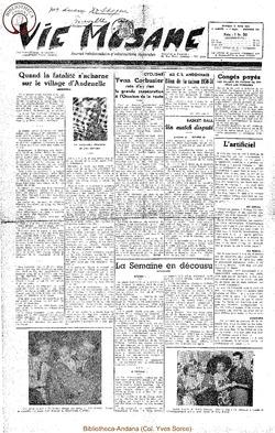 6e annee - n244 - 16 juin 1951