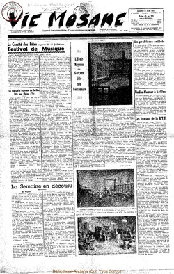 6e annee - n245 - 23 juin 1951