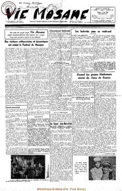 6e annee - n249 - 21 juillet 1951