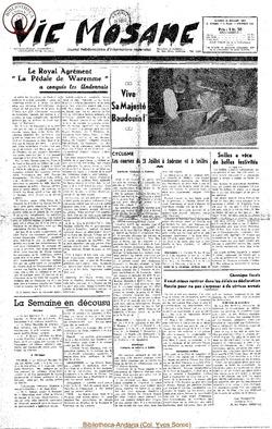 6e annee - n250 - 28 juillet 1951