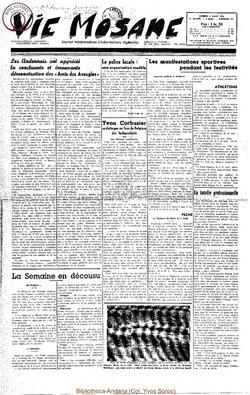 6e annee - n251 - 4 aout 1951