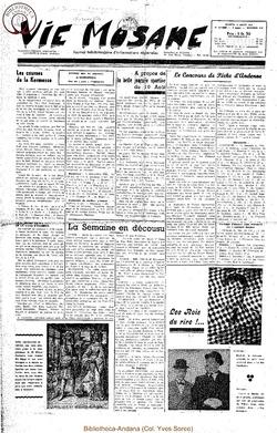 6e annee - n252 - 11 aout 1951