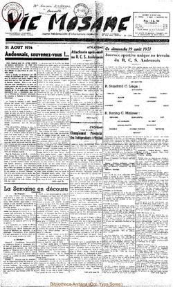 6e annee - n253 - 18 aout 1951