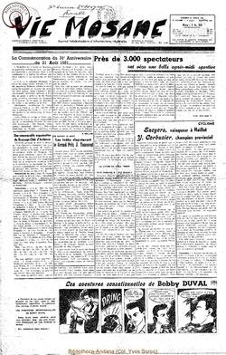 6e annee - n254 - 25 aout 1951