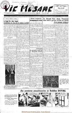 6e annee - n255 - 1 septembre 1951