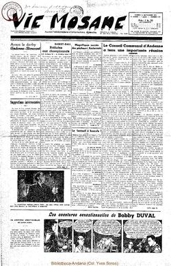 6e annee - n257 - 15 septembre 1951