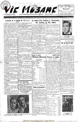 6e annee - n258 - 22 septembre 1951