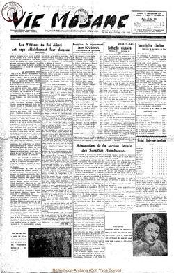 6e annee - n259 - 29 septembre 1951