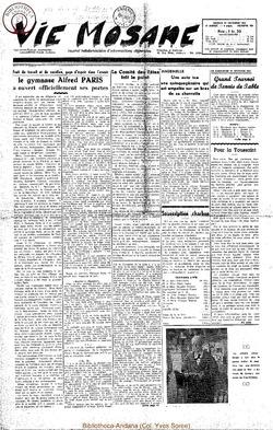 6e annee - n263 - 27 octobre 1951