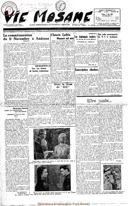 6e annee - n266 - 17 novembre 1951