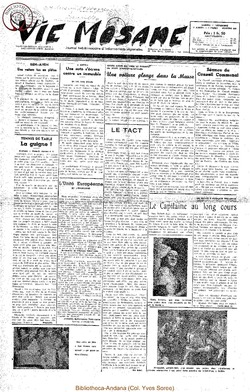 6e annee - n268 - 1 decembre 1951
