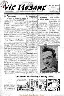 6e annee - n269 - 8 decembre 1951