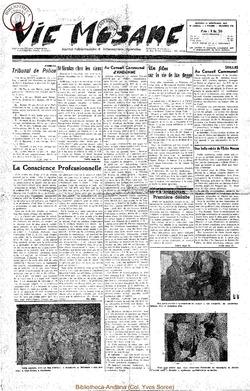 6e annee - n270 - 15 decembre 1951