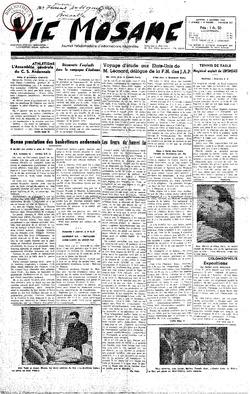 7e annee - n273 - 5 janvier 1952
