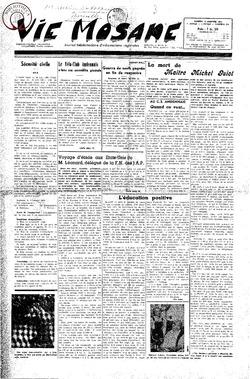 7e annee - n274 - 12 janvier 1952
