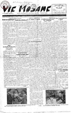 7e annee - n275 - 19 janvier 1952