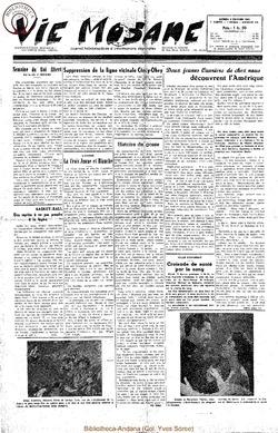 7e annee - n278 - 9 fevrier 1952