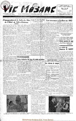 7e annee - n280 - 23 fevrier 1952