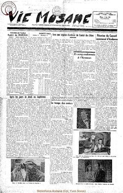 7e annee - n281 - 1 mars 1952