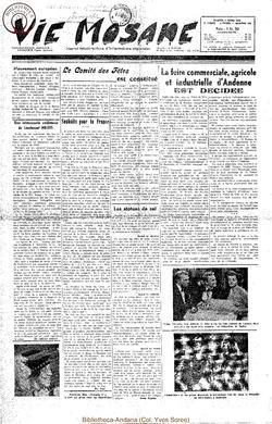 7e annee - n282 - 8 mars 1952