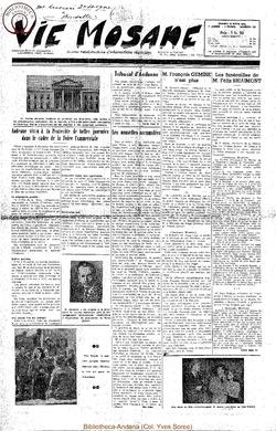 7e annee - n283 - 15 mars 1952