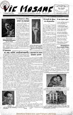 7e annee - n284 - 22 mars 1952