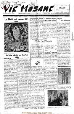 7e annee - n287 - 12 avril 1952