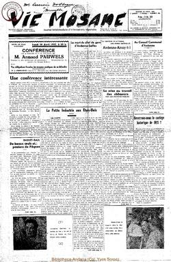 7e annee - n288 - 19 avril 1952