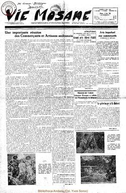 7e annee - n290 - 3 mai 1952