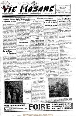 7e annee - n292 - 17 mai 1952