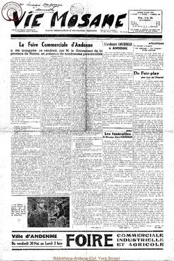 7e annee - n294 - 30 mai 1952