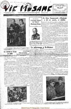 7e annee - n295 - 7 juin 1952